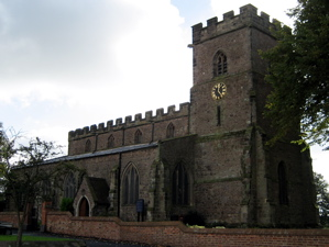 [An image showing St. Marys Church]