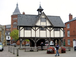[An image showing Guided Walk around Market Harborough]