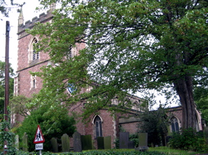 [An image showing Holy Trinity Church]