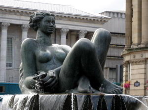 [An image showing Floozie in the Jacuzzi Statue]