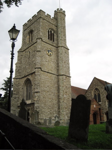 [An image showing St. Clements Church]