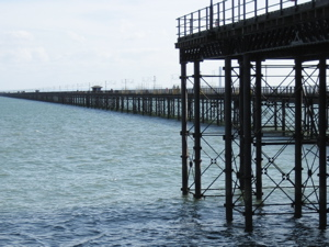[An image showing Accolade for Southend Pier]