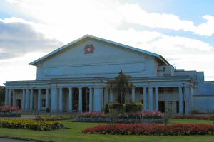 [An image showing De Montfort Hall]