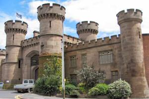 [An image showing Leicester Prison]