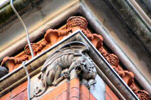 [An image showing Looking Up In Leicester]